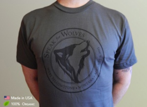 speak for wolves t shirt