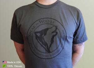 speak for wolves t shirt